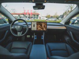 Tesla vehicles without sensors