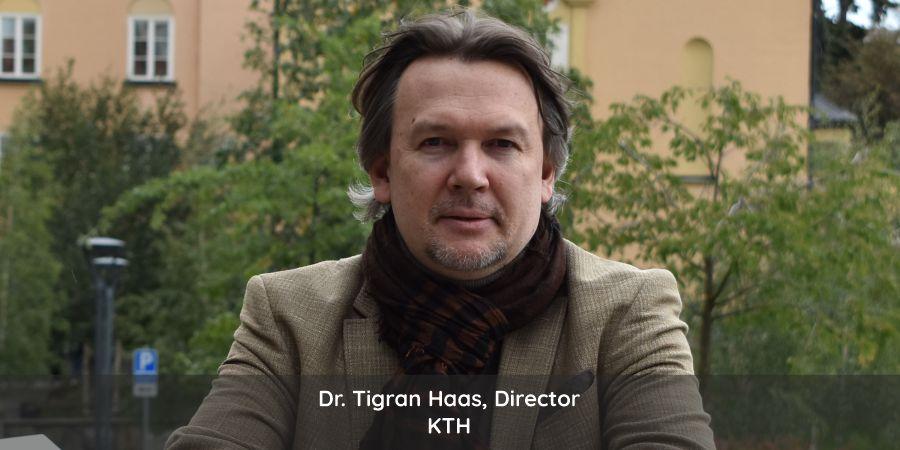 Dr. Tigran Haas