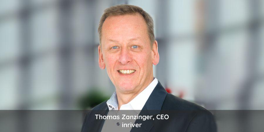 Thomas Zanzinger, CEO, Inriver