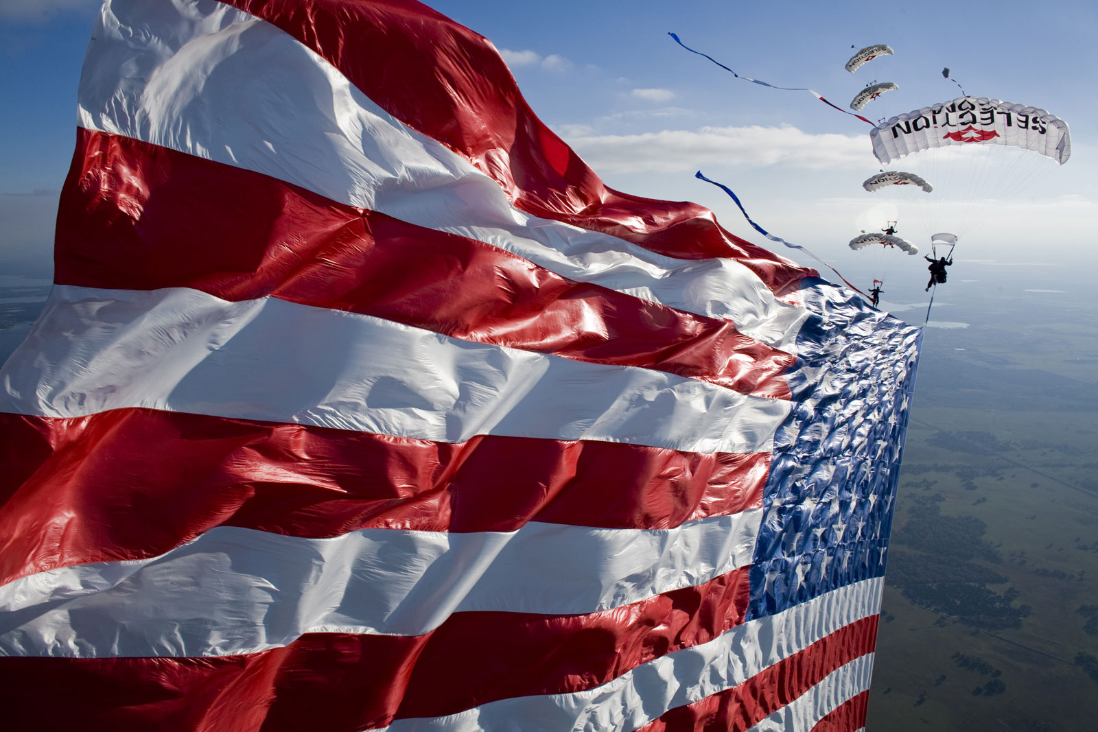 American Flag Skydive, background checks