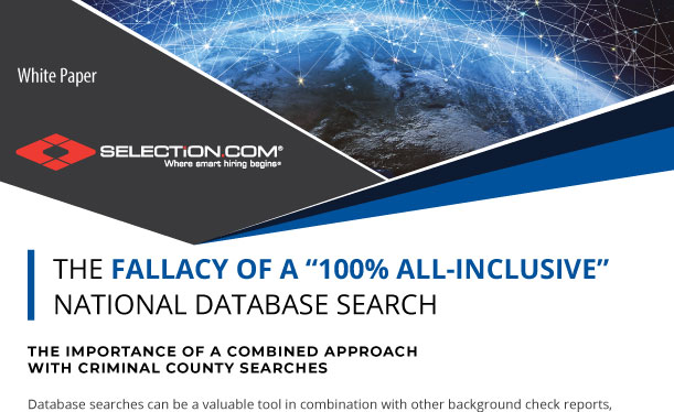 WhitePaper_DatabaseSearches
