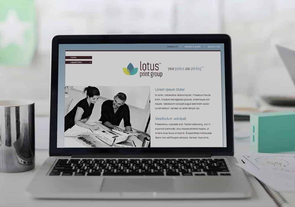 Lotus website
