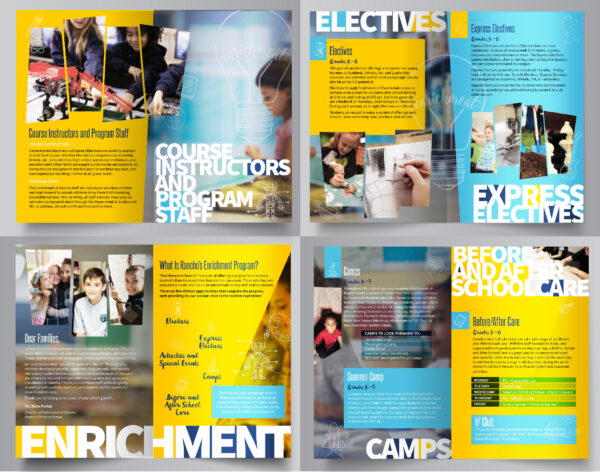 Rancho Christian School Enrichment Brochure