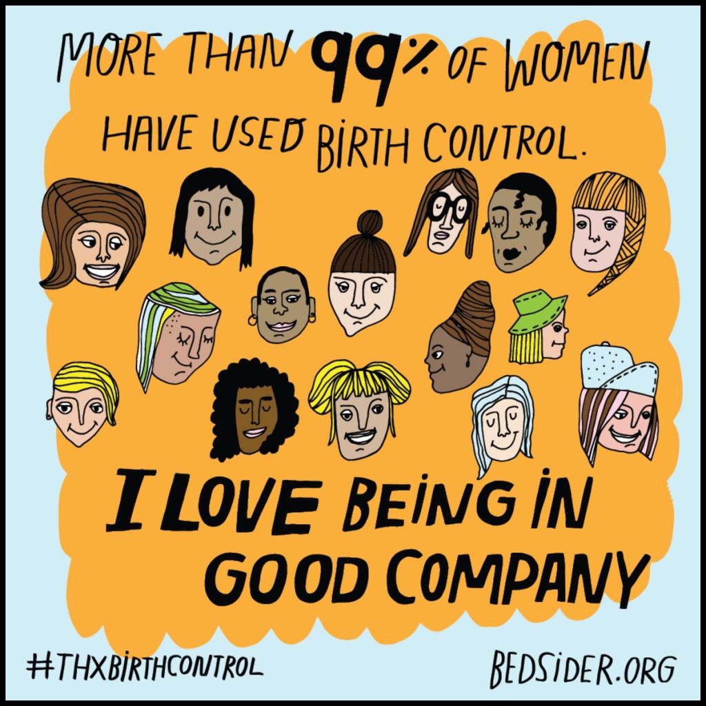 #thxbirthcontrol