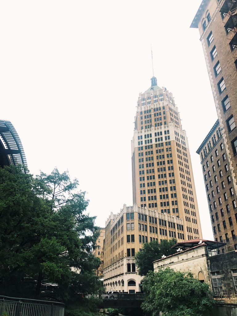 San Antonio Texas Downtown