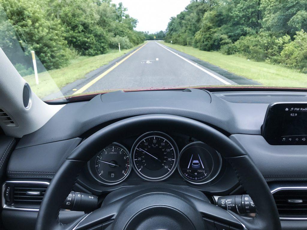 2018 Mazda CX5