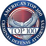 America's Top 100 Criminal Defense Lawyers