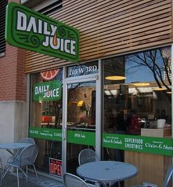 Daily Juice Austin Texas