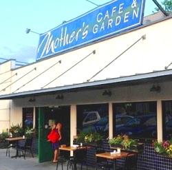 Mothers Cafe Garden Austin Texas