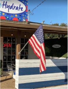 Healthy juice bar in Georgetown TX