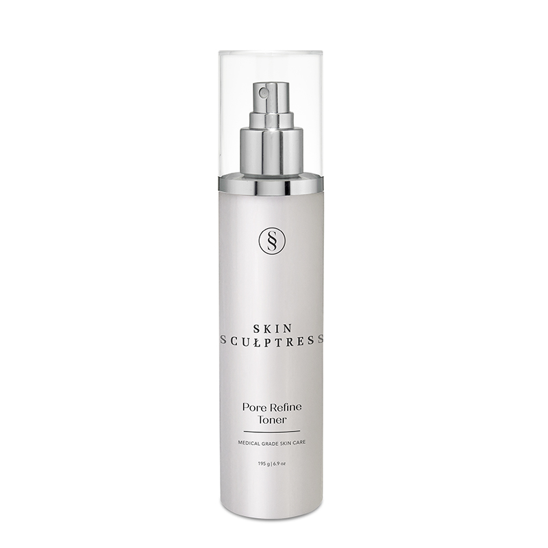 Skin Sculptress Plain Background Pore Refine Toner