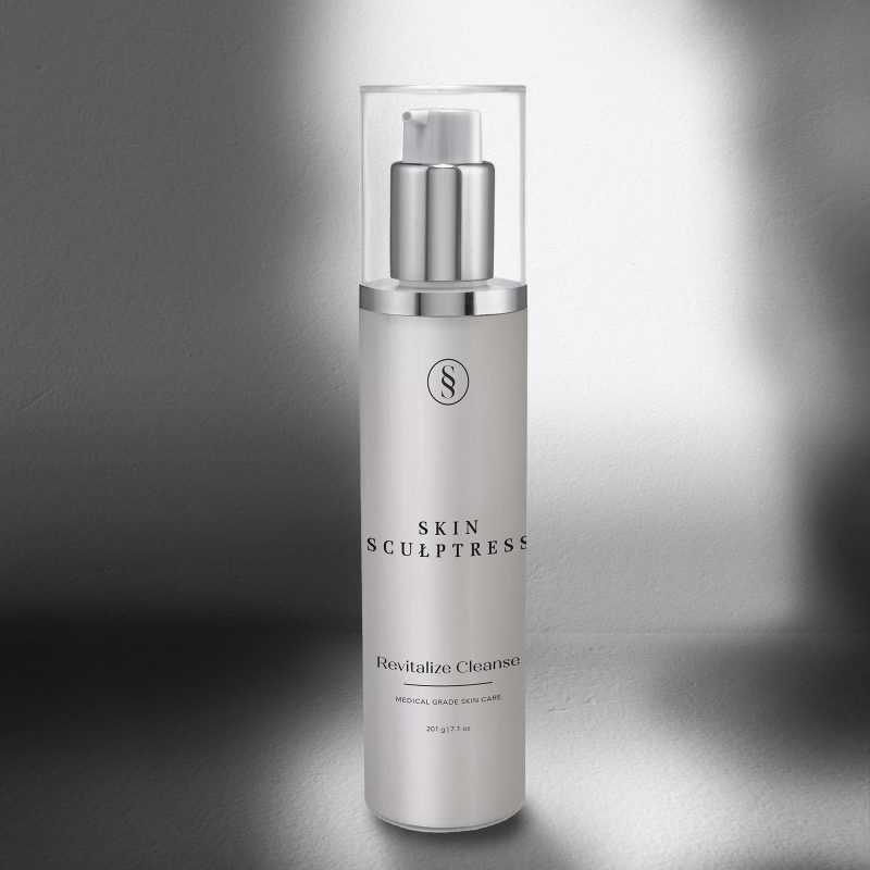 Skin Sculptress Shadow Revitalize Cleanse
