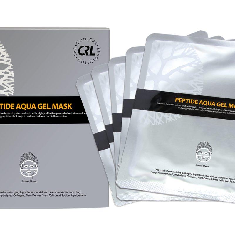 Peptide Aqua Gel Mask