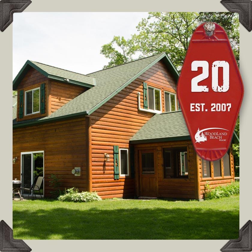 Cabin 20