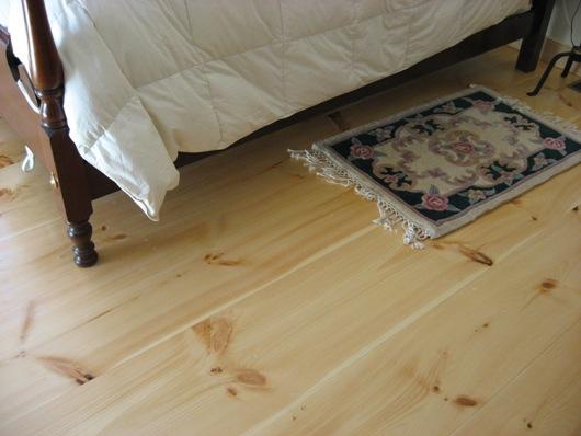 Eastern Pine Wood Floor