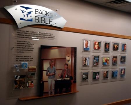 Specialty Digital print with Multi-media display