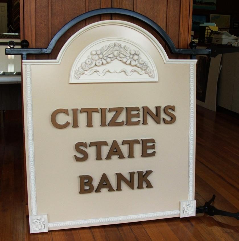 Citizens State Bank Pre-install.