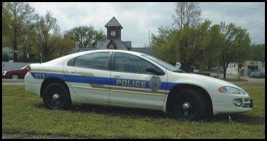 Law Enforcement graphics with reflective vinyl