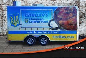 Estellia's Ukrainian Comfort Food