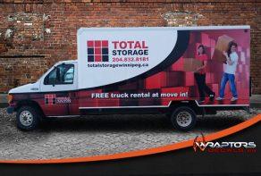 Total Storage