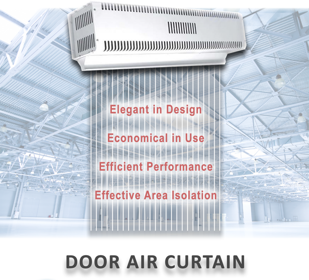 zair air curtain