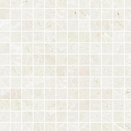Bianco (12×12 Sheet) 1×1 Mosaic Natural