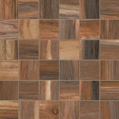 Cedar 2×2 Mosaic