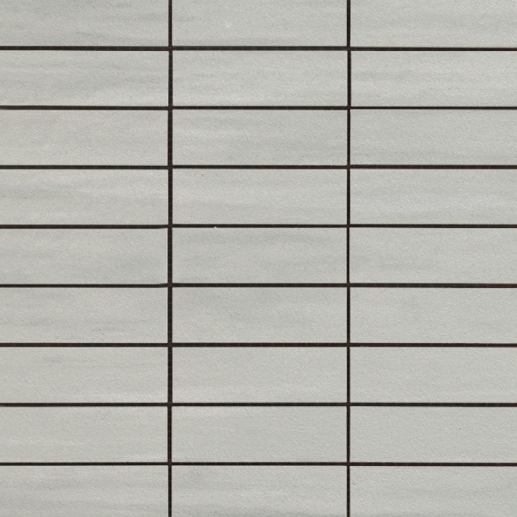 Cremo Perla Brick Semi-Polished 1.2×4 (12×12 Sheet)