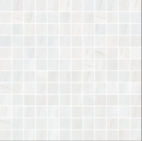 White Mosaic Natural