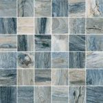 Citrus Ocean Natural 2 X 2 Mosaic 12 x 12 Sheet