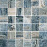 Citrus Ocean Polished 2 X 2 Mosaic 12 x 12 Sheet