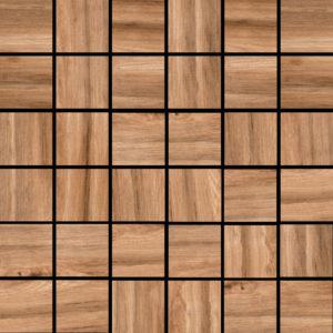 Cypress Bronze 2 X 2 Mosaic 12 X 12 Sheet