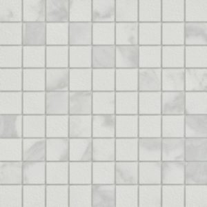Marmi Calacatta 1.5 X 1.5 Mosaic 12 X 12 Sheet