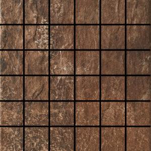 Slate Brown 2 X 2 Mosaic 12 X 12 Sheet