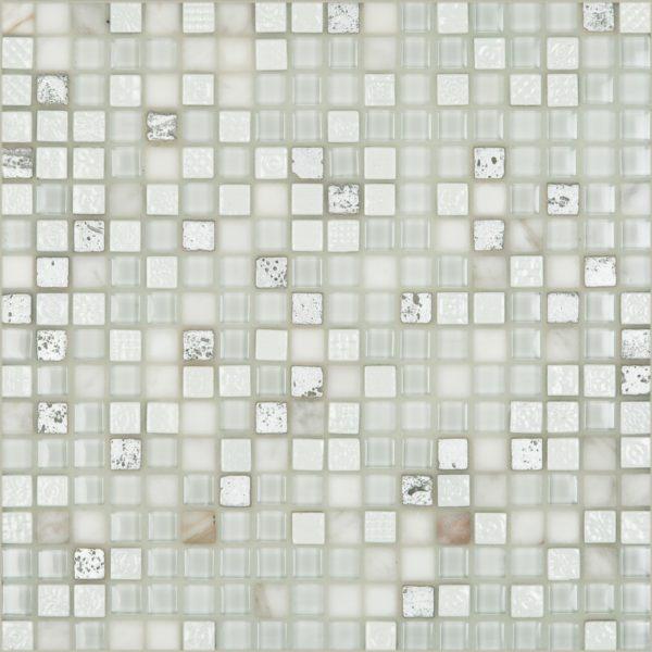 Tangier Aire 0.6 x 0.6 Mosaic 12 x 12 Sheet