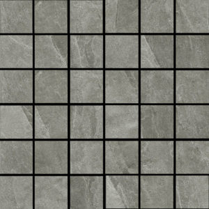 X-Rock G 2 X 2 Mosaic 12 X 12 Sheet