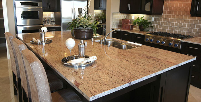granite kitchen countertop Saline MI