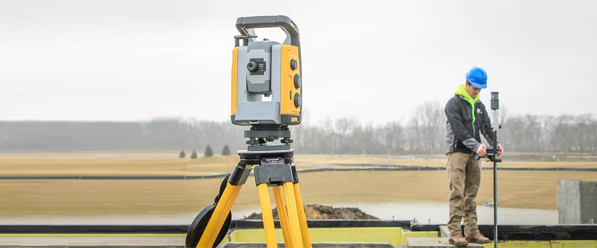 concrete surveying