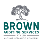 Brown Auditing Services Logo