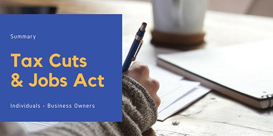Tax Reform Jobs Act