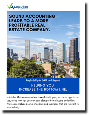 Real estate profitability commercial cover