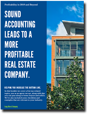 Real estate profitability residential cover