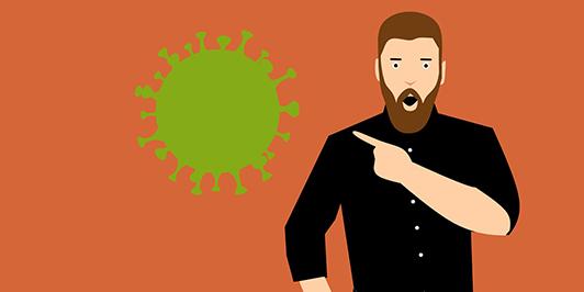coronavirus sick
