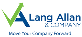 Lang Allan Company PC Logo and tagline
