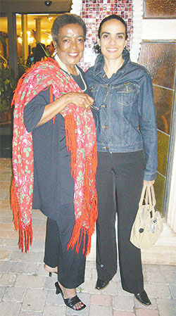 Ann Malusardi and her daughter, Alessandra
