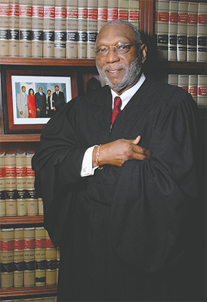 Justice James E.C. Perry, one of only four Black Florida Supreme Court justices in the state's history, must retire from the court after a 16-year tenure. (COURTESY OF THE FLORIDA SUPREME COURT)