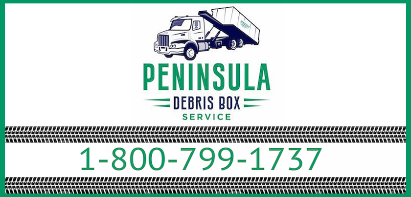 Welcome to Peninsula Debris Box Service