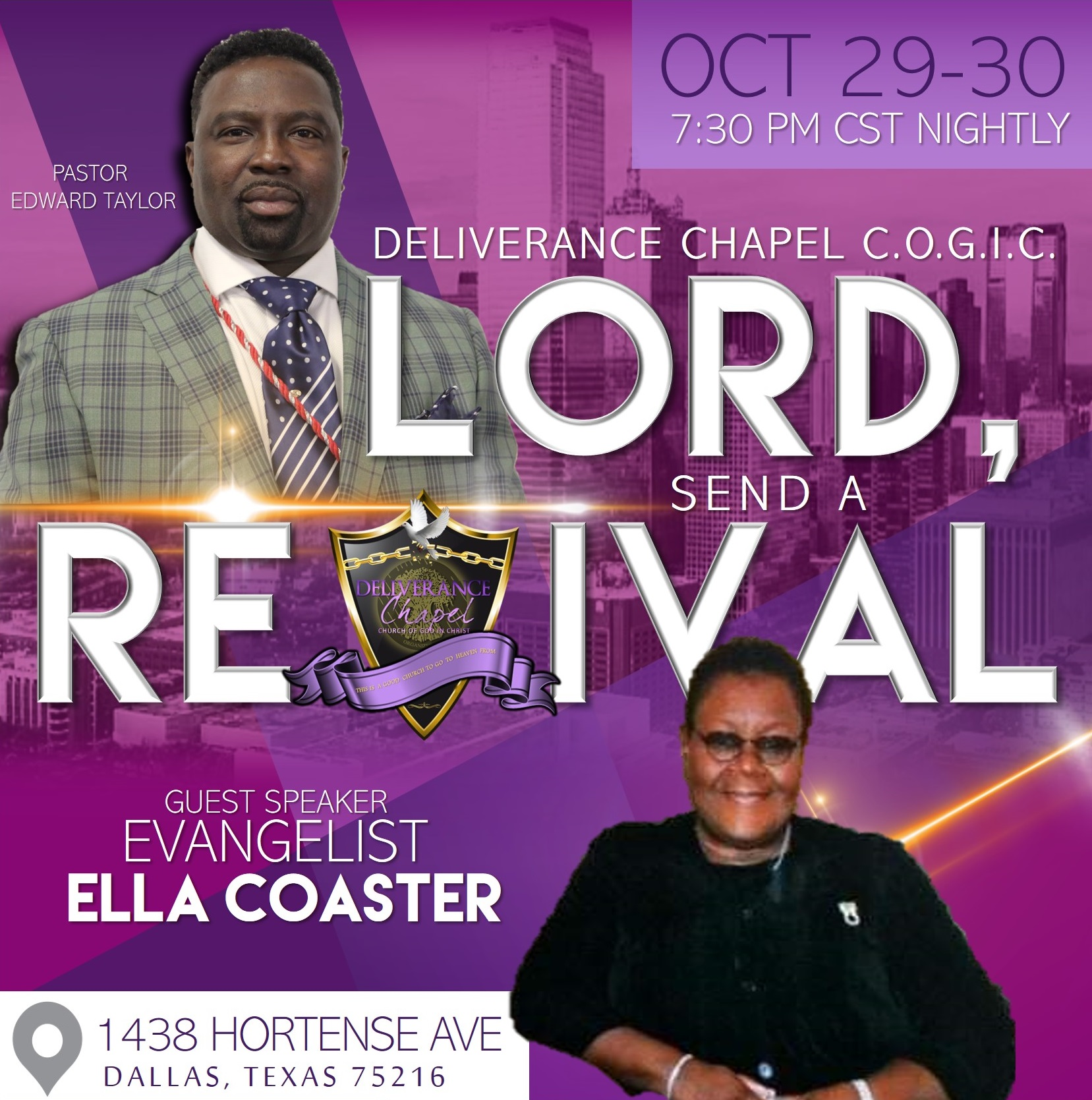 Coaster October 2020