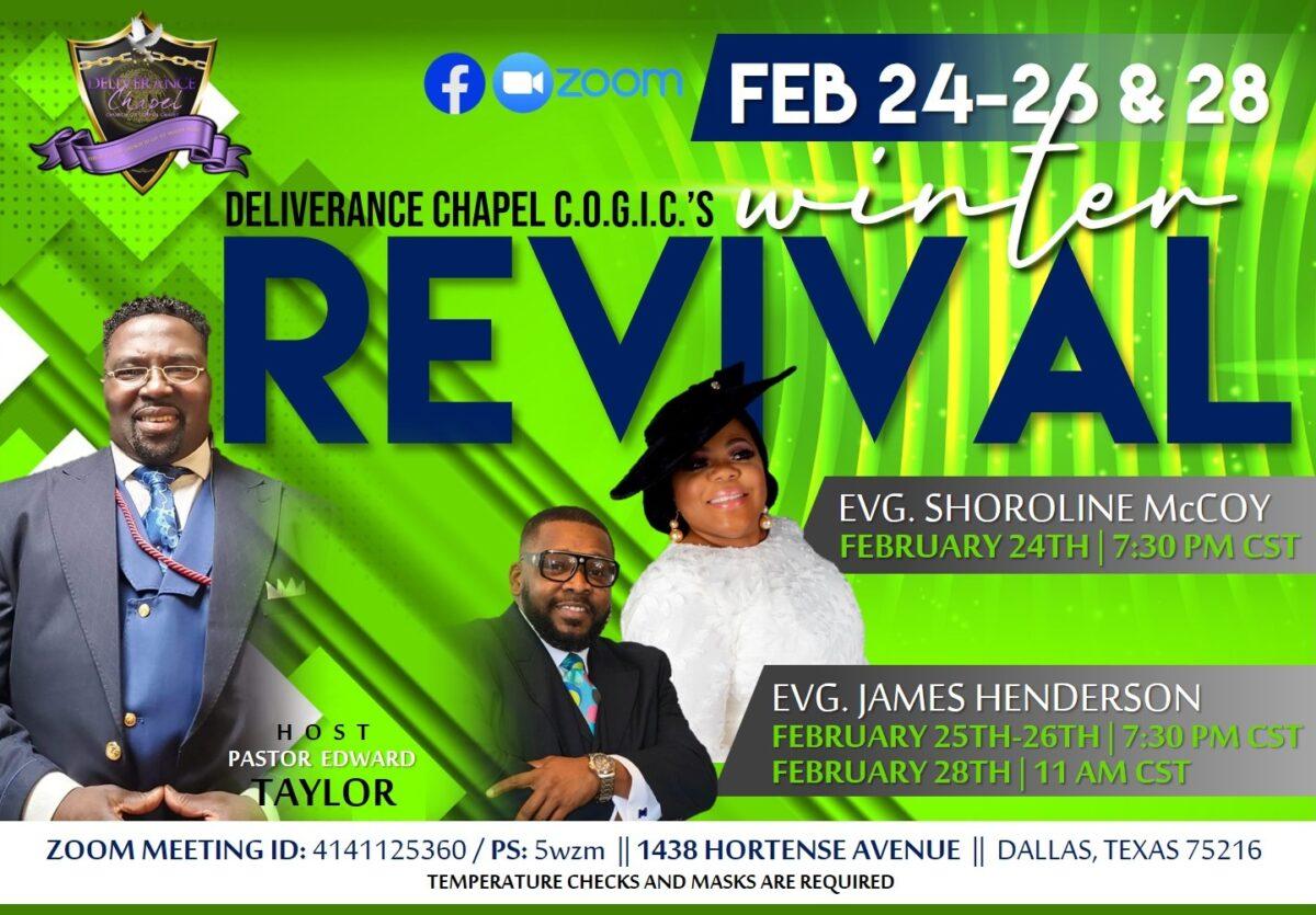 Revival Feb 2021