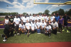 group football camp picture